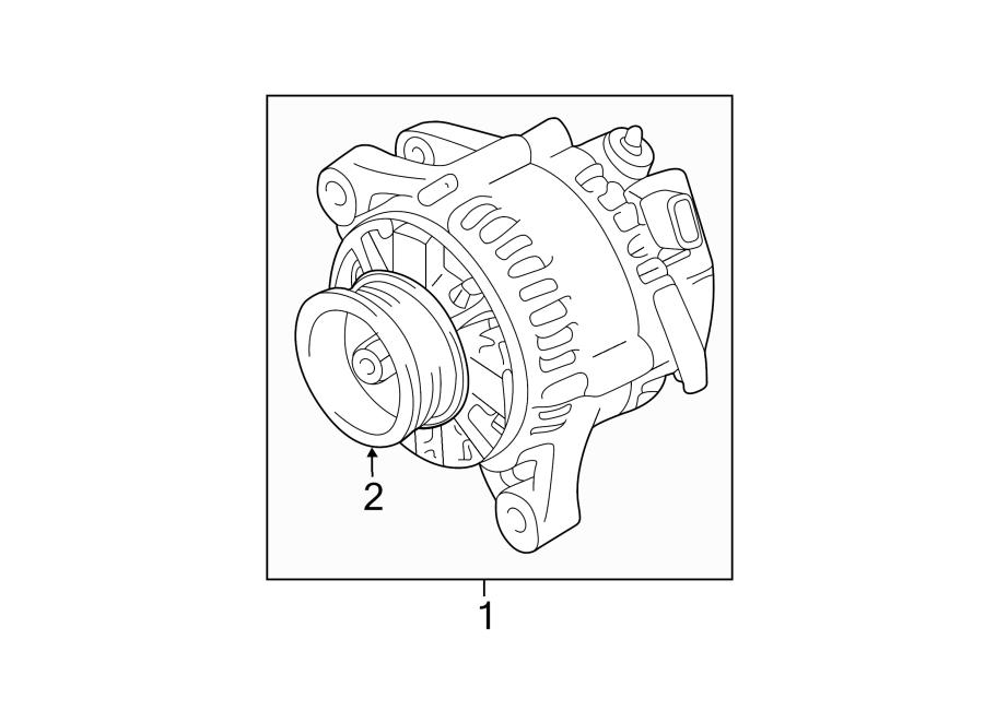 270600P24184     Toyota    Alternator Amp      Toyota    Parts Overstock
