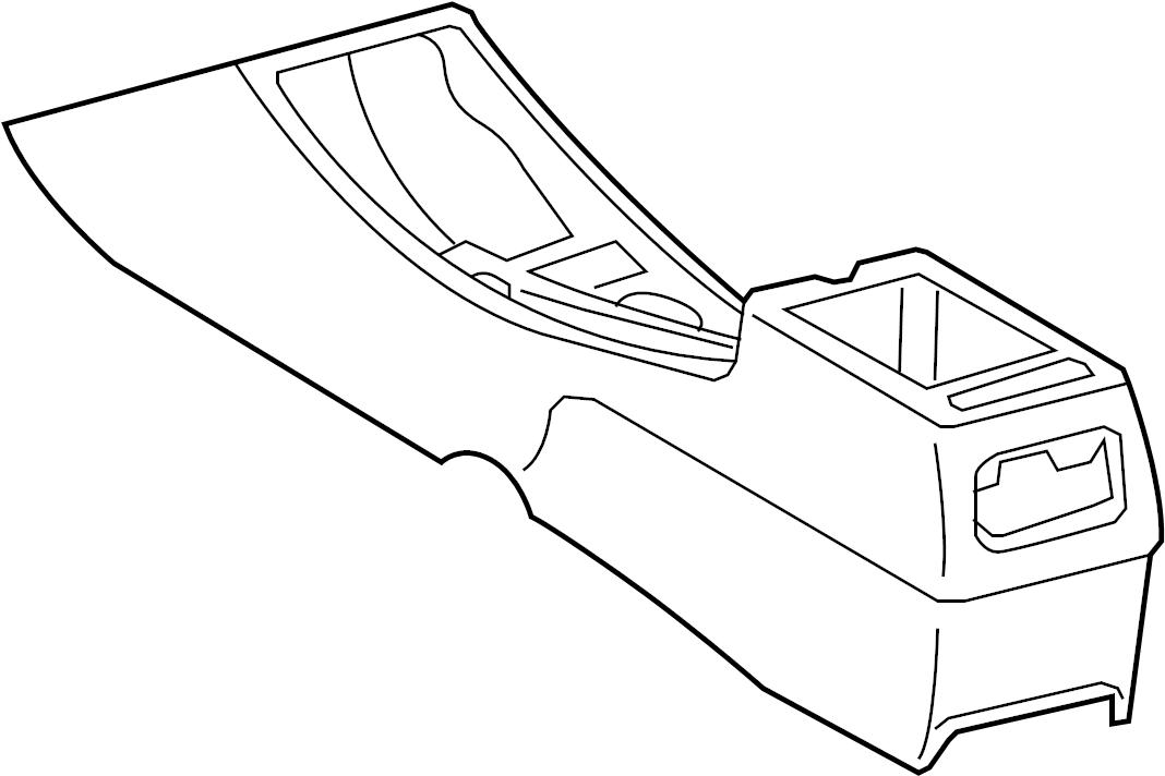 toyota corolla console diagrams