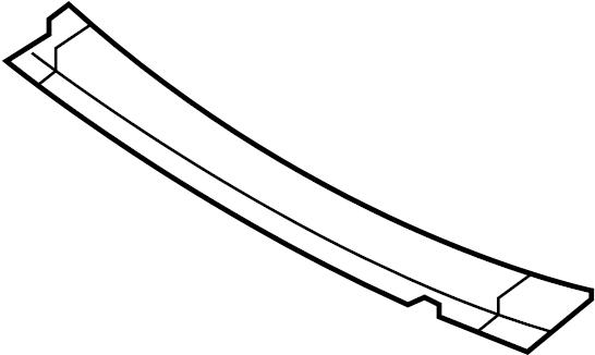 2007 toyota fj cruiser panel sub
