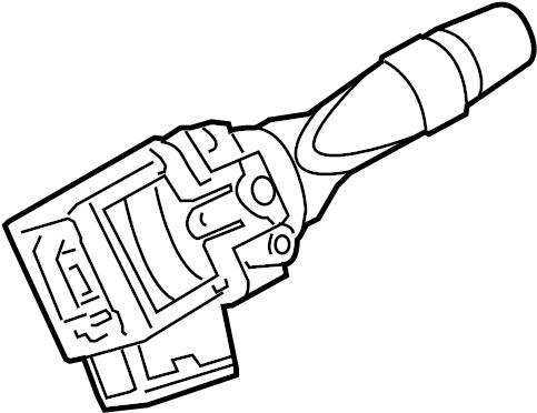 8465206350     TOYOTA    Dimmer switch Windshield    Wiper    Switch