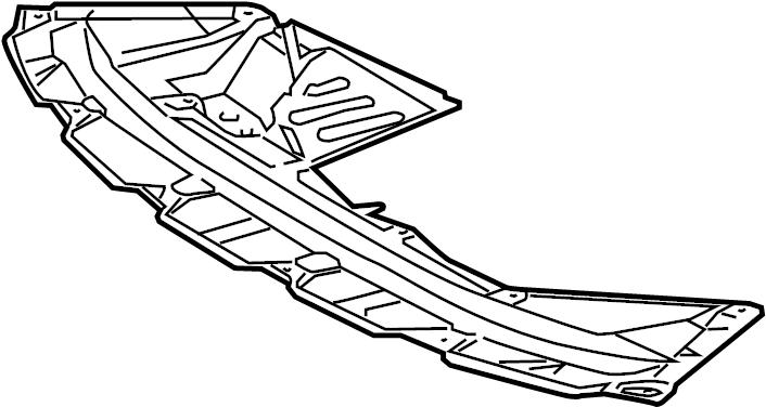toyota sienna cover, engine under, no.1 - 5144108020 ... 2010 sienna engine diagram