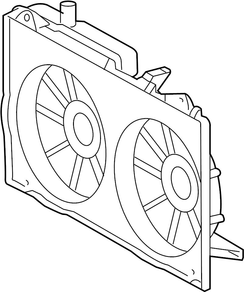 05 acura tl washer diagrams 1671121100 toyota shroud sub assy  fan shroud  fan  1671121100 toyota shroud sub assy  fan shroud  fan