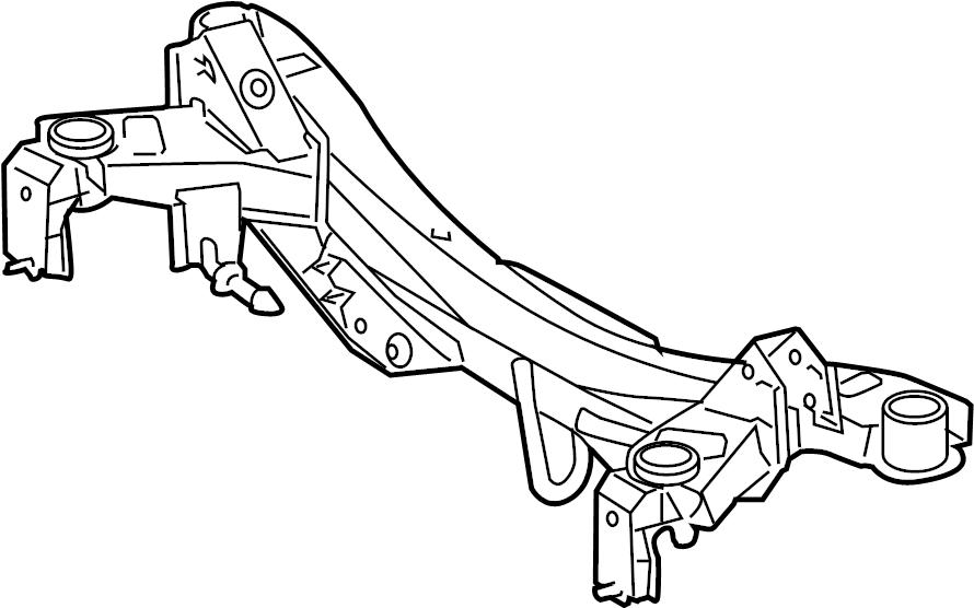 2005 scion tc rear suspension
