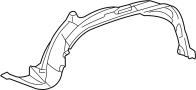 SEAL, FRONT FENDER APRON, FRONT RH; SEAL, FRONT FENDER APRON, RH; SEAL, FRONT FENDER APRON, UPPER