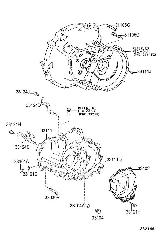 Toyota Echo Parts Manual