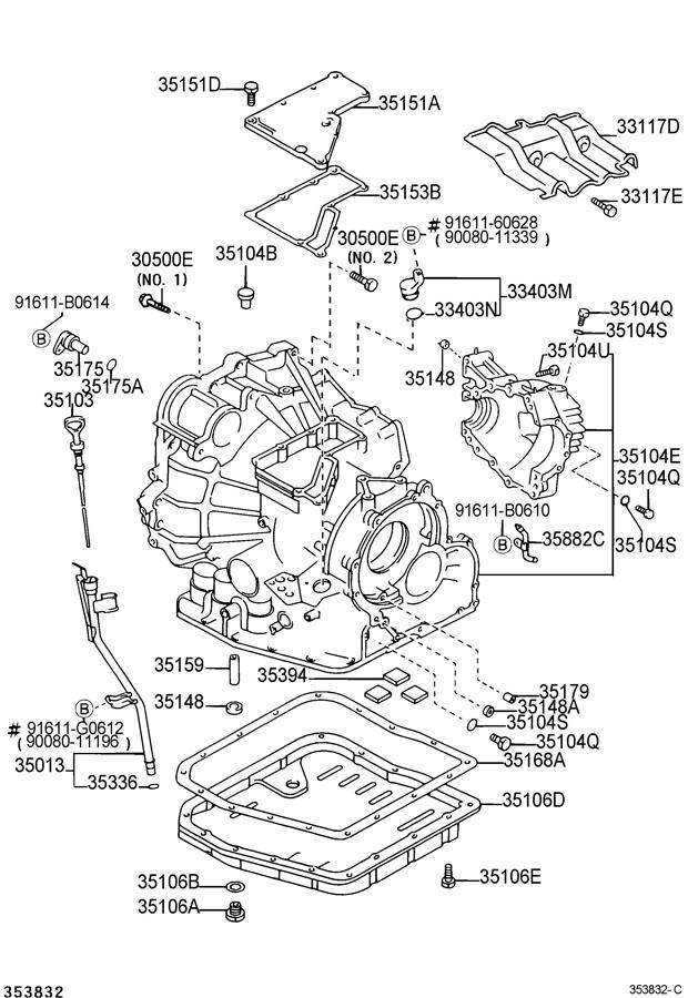 Control Valve Xls Avalon Xls 3000cc 24-valve