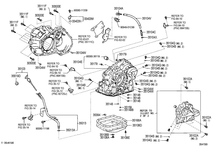 1988 toyota camry transmission solenoid location