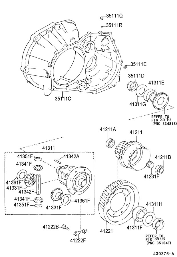 1987 toyota pickup parts catalog