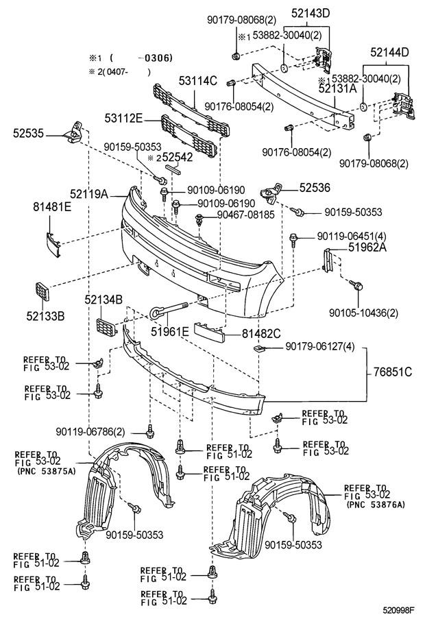 31 2006 Scion Xb Parts Diagram - Wiring Diagram List