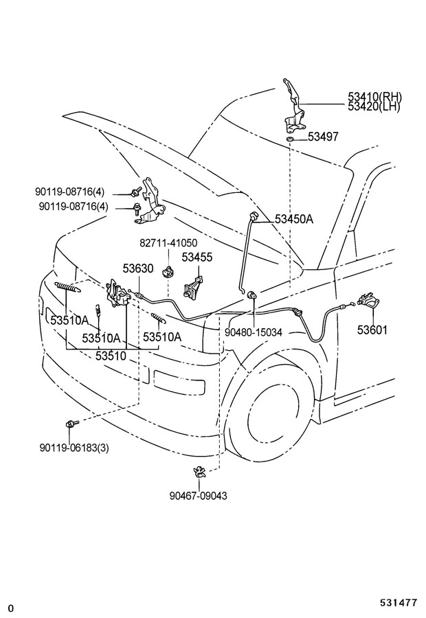 Diagram Of Scion Xb Engine