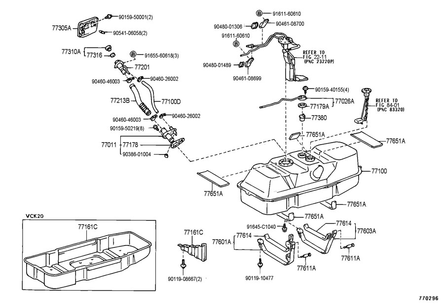 92 4runner Rear Wiring Diagram on 1361889 vacuum line r on 1988 f150 302