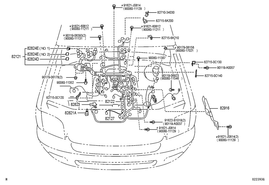 90119a0037  washer
