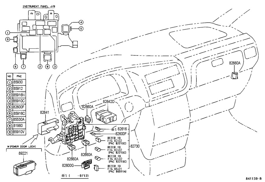 toyota sienna engine location
