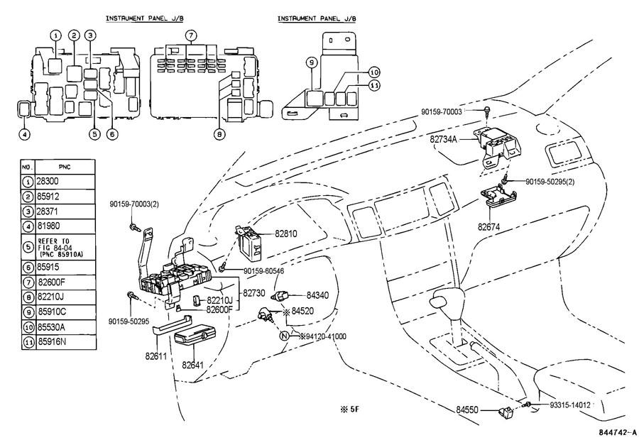 Toyota Corolla Relay  Integration No 1  Relay  Integration