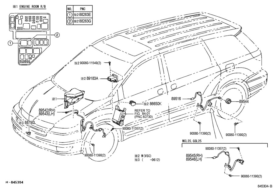 Diagram Toyota Sienna Front Door on 19ae51788188ece449990dbedcab5d2b