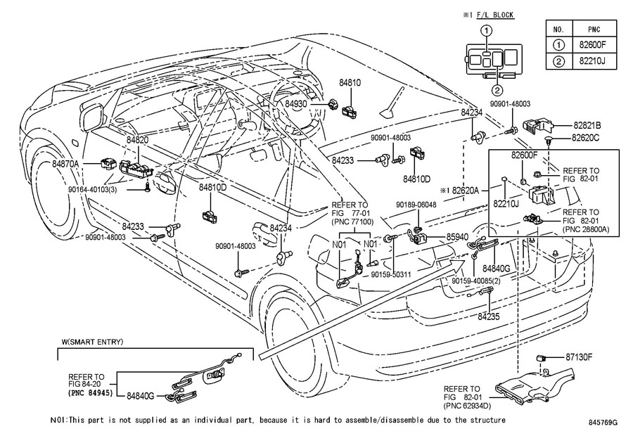 2003 Prius Control Relay Wiring Diagram