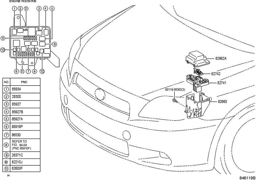 service manual  2010 scion tc horn fuse repair