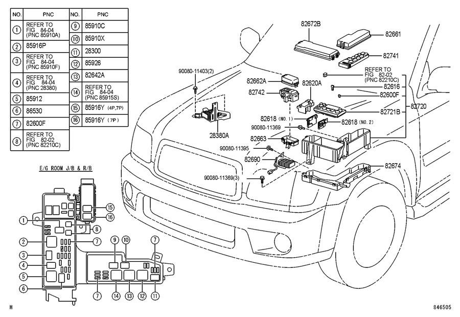 toyota sequoia starter relay wiring diagram  toyota  auto