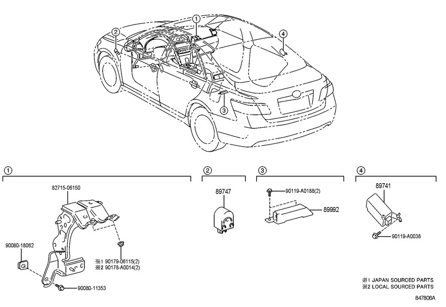 wireless key toyota diagram html