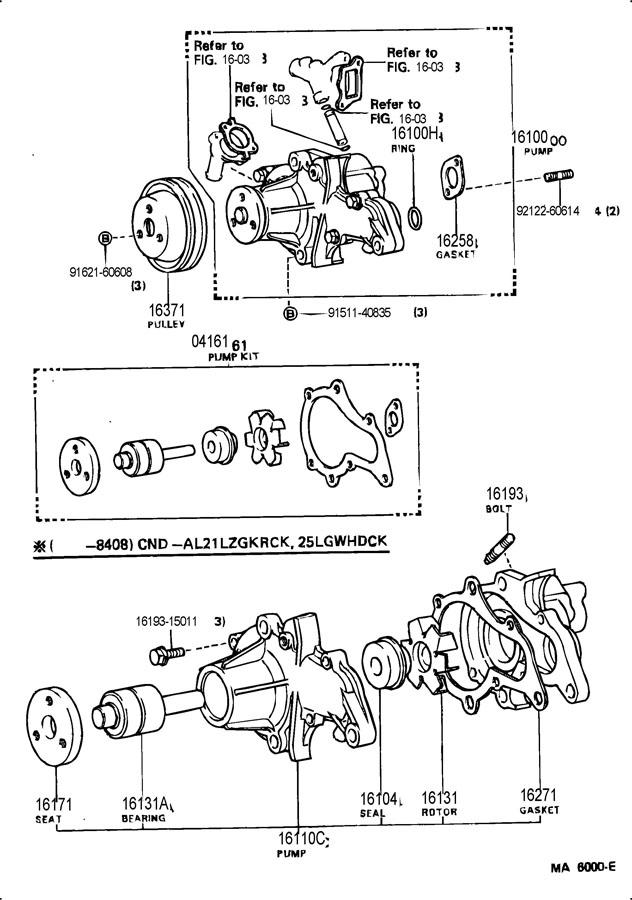 1995 toyota 4runner spark plug diagram html