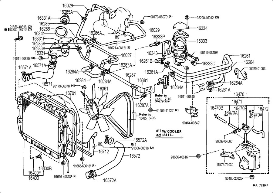 1995 toyota pickup 22re wiring diagram wirdig toyota 22re vacuum hose diagram furthermore 1986 toyota pickup vacuum