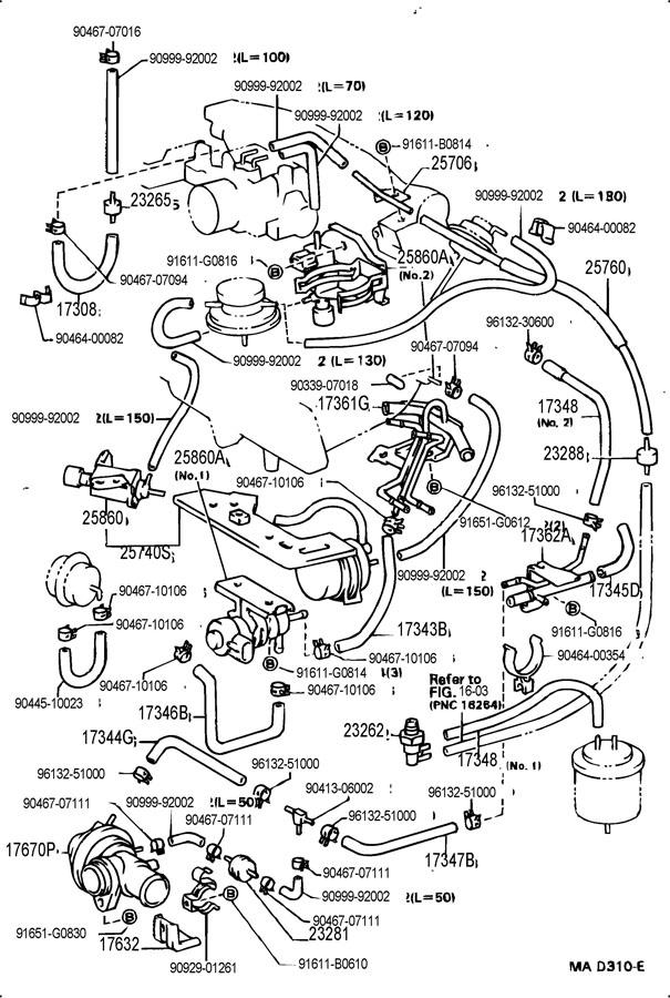 Toyota 3sgte Wiring Diagram - Wiring Diagram And Schematics