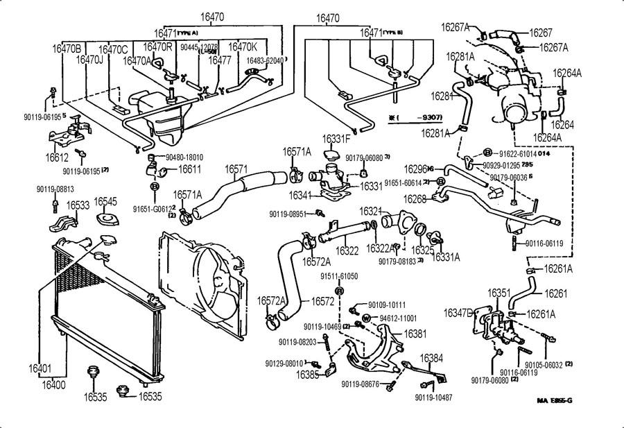 camry solara 4 cylinder engine diagram toyota az 2 4 litre