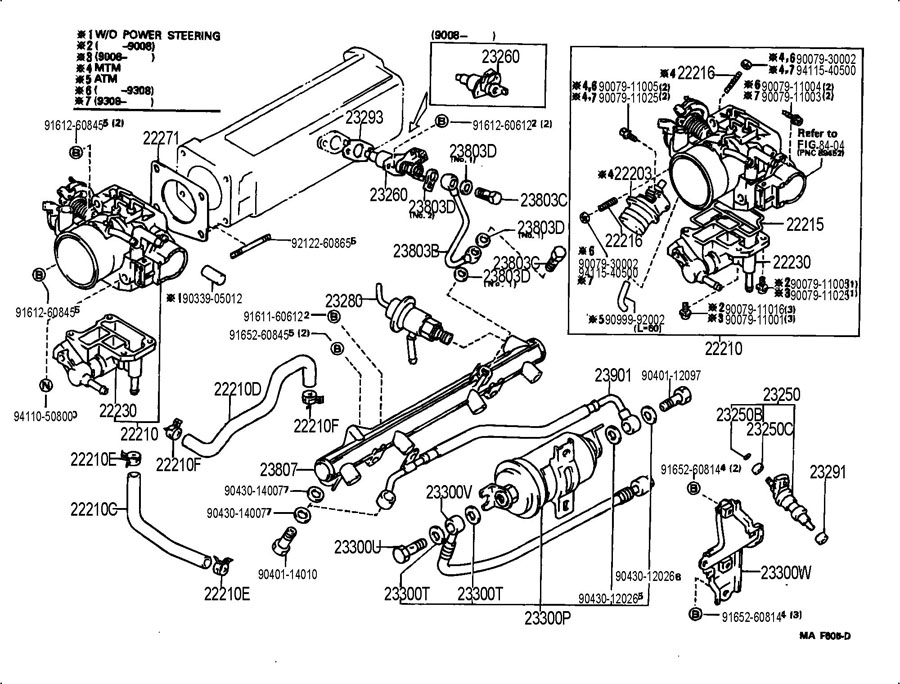 subaru impreza engine diagram fuel lines  subaru  auto