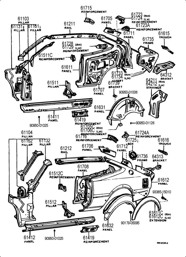 1978 toyota corolla hardtop  2