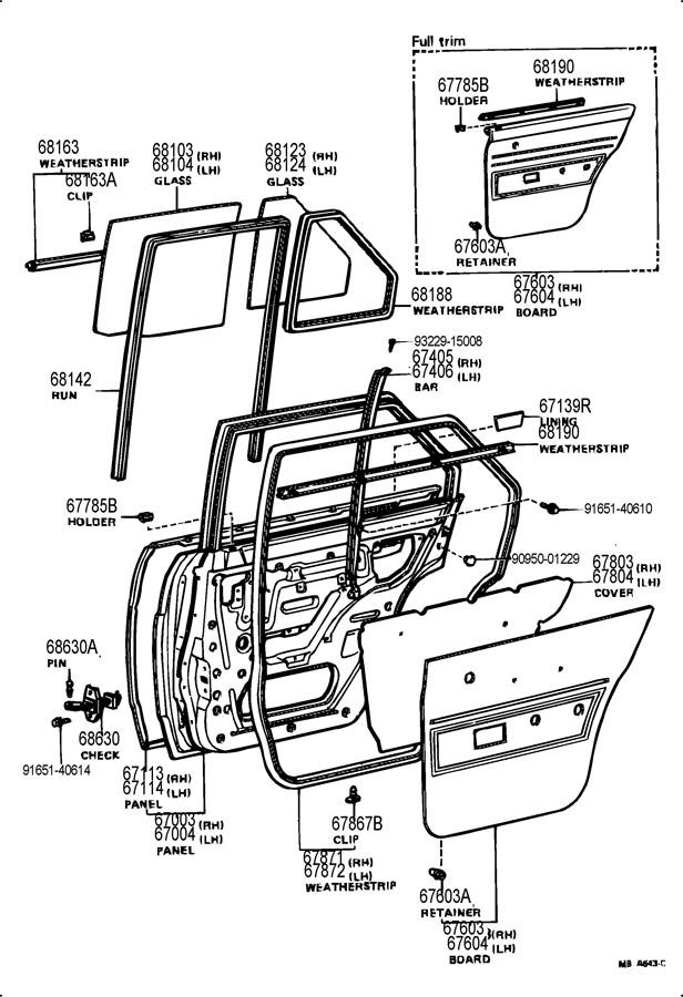 1983 Toyota Corolla Sedan  4