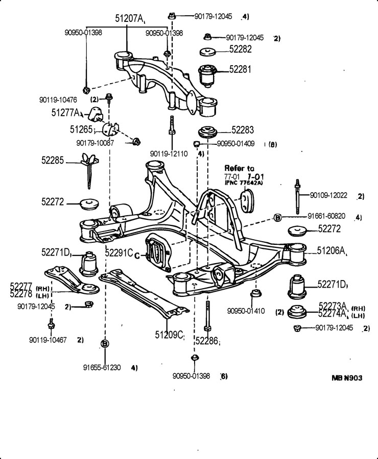 P 0900c1528008d5b8 likewise 6amsx Hi 93 Toyota Corola Cyl Automatic Need further Toyota Avalon Suspension Diagram together with 2000 Ford Ranger Front Suspension also How To Change Transmission Fluid On A 2008 Honda Accord 4 Cylinder. on 1997 toyota camry front end diagram