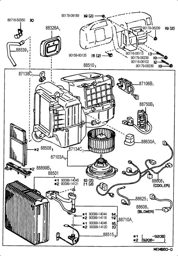 Toyota Avalon Resistor  Blower  Resistor  Heater Blower  Resister  Blower