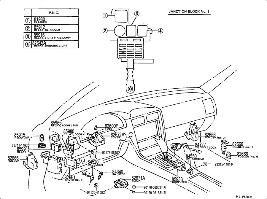 Mr2 Power Window Wiring Diagram : Toyota mr spyder wiring harness corolla