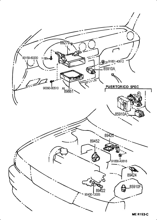 93 Buick Lesabre Fuse Box Auto Wiring Diagram 2000 2003: Interior Fuse Box For 2000 Buick Park Avenue At Johnprice.co