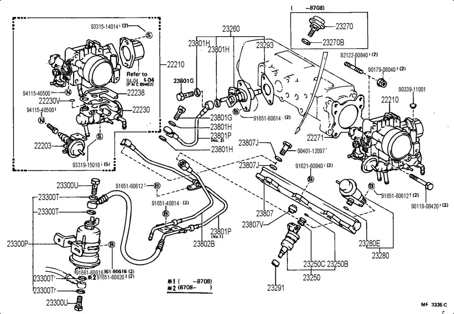 1986 toyota mr2 fuel system  1986  free engine image for