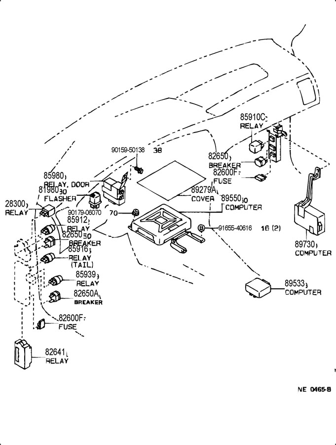 1988 ford f350 wiring diagram dash html