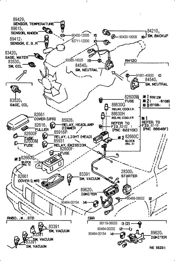 1993 Chevy 4x4 Wiring Diagram